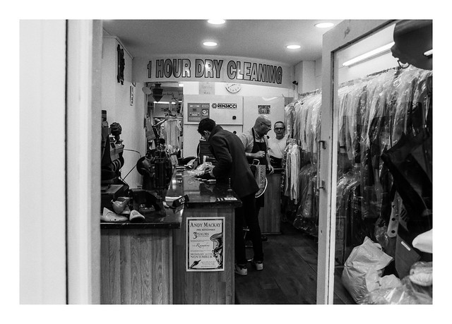 FILM - 1 hour dry cleaning