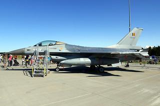 General Dynamics F-16AM Flighting Falcon (Belgium - Air Force) (FA-134)