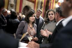 Tue, 19/11/2019 - 20:48 - Barcelona 19.11.2019  Sopar d'alcaldes al Saló de Cent. Foto Laura Guerrero/Ajuntament de Bcn.