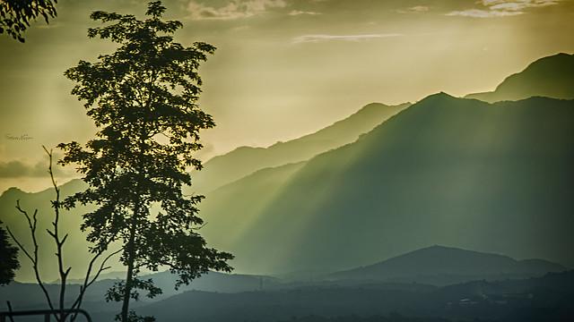 Sunrise at Hillstation