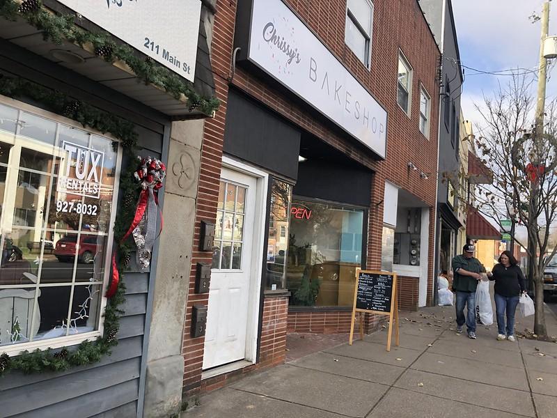 Chrissys Bake Shop