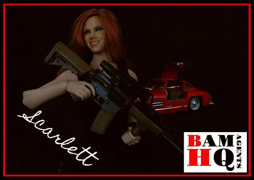 Scarlett (prototype poster)