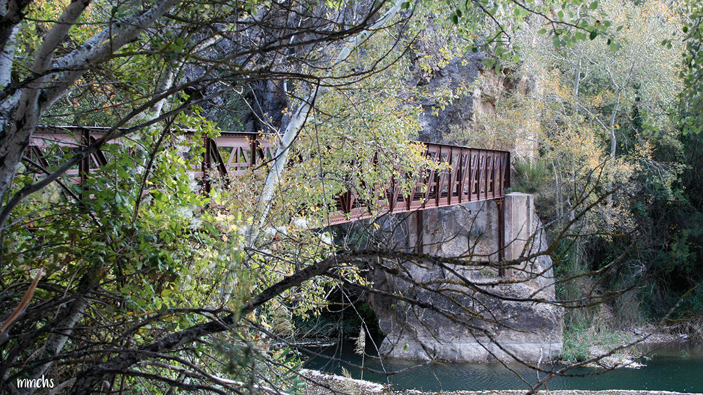 Parque Natural de las Hoces del Cabriel, ruta en familia