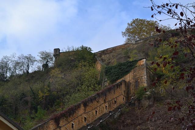 Les remparts de Lyon