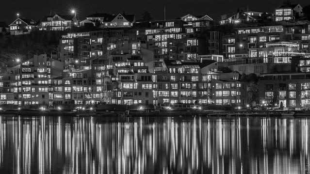Høyvold brygge, Kristiansand