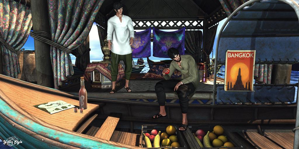 #145 - Floating Markets from Bangkok