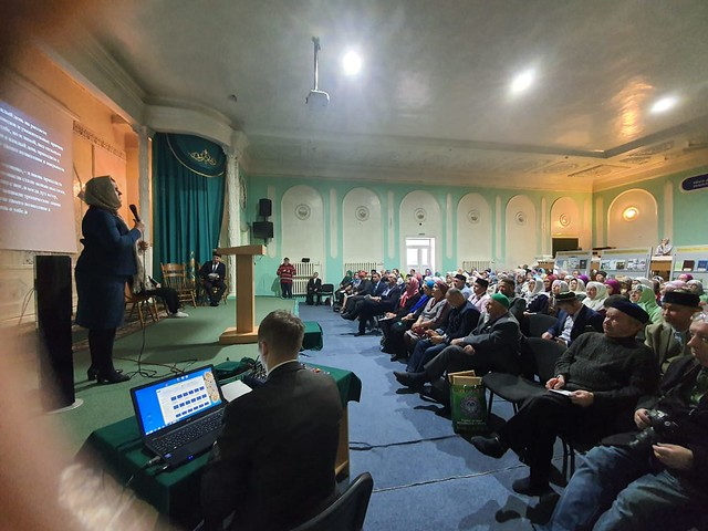 Russia-2019-11-09-UPF-Russia Leader Speaks in Mosque