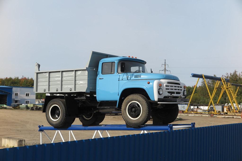 5 ЗИЛ-ММЗ-4502 в Кирове