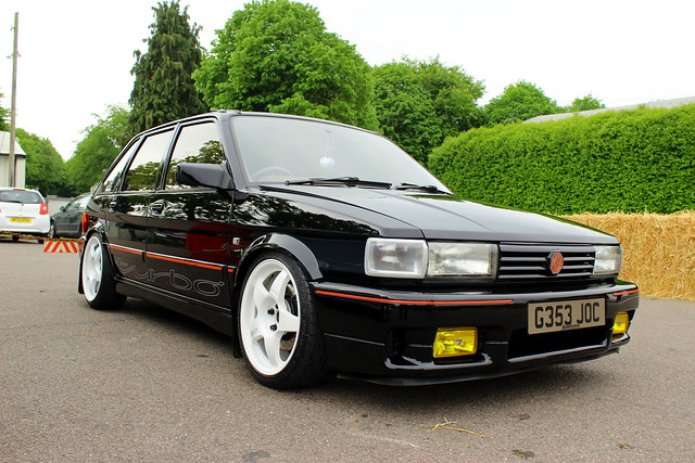 1990 MG Maestro Turbo