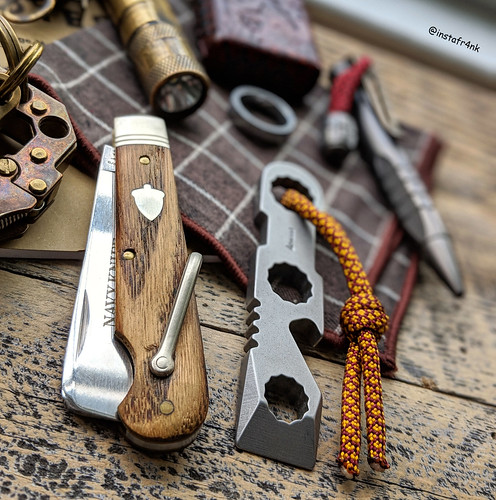 GEC 15 Navy Knife, Atwood 12-Point Tool | by edcbyfrank