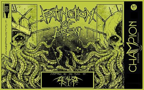 Extinction Of Brew