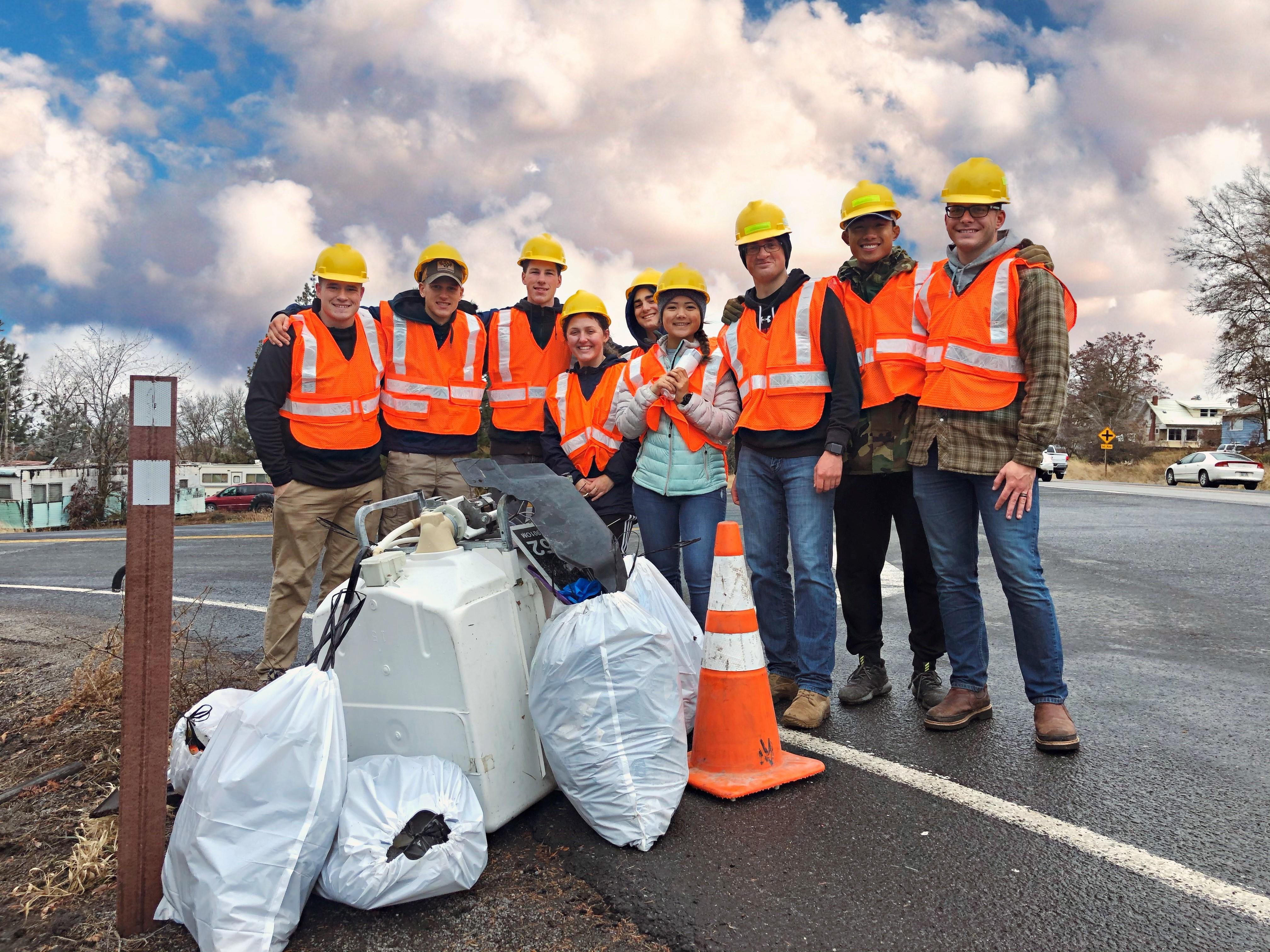 Highway Clean Up