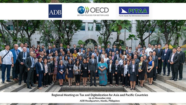 Tax officials and stakeholders from Asia-Pacific meet in the Philippines to discuss proposals to address the tax challenges of the digitalisation of the economy