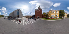 360° | Inside of the Kremlin