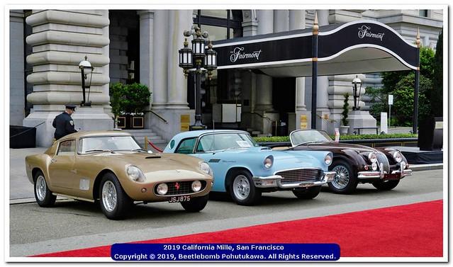 2019: California Mille, San Francisco