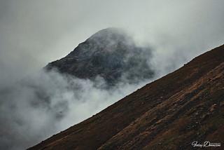 Mist Shrouded Peak