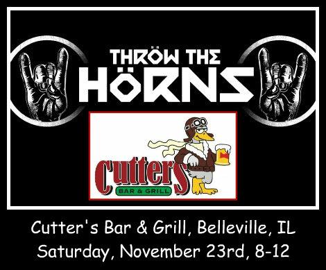 Throw The Horns 11-23-19