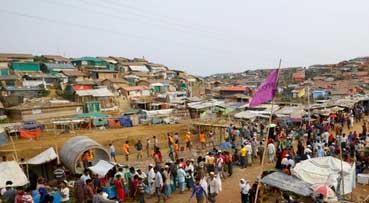 Over 90,000 Rohingya treated at Malaysian field hospital in Cox's Bazar