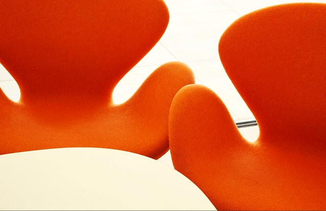 Objects Of Design : Orange Hug