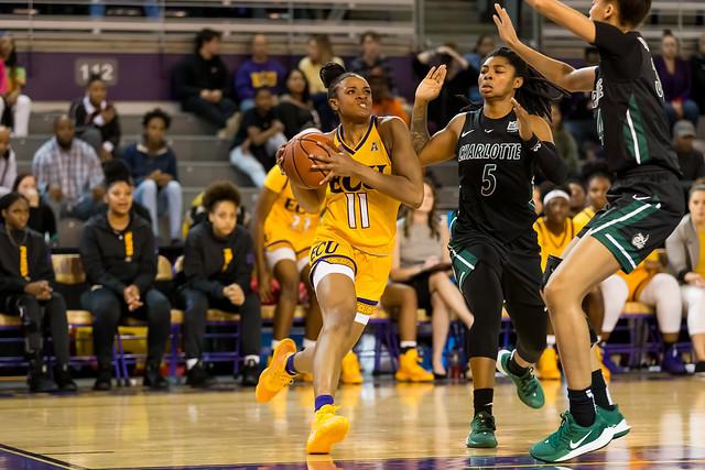 ECU Women's Basketball '19