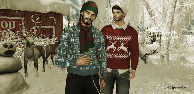 Christmas comes to town...