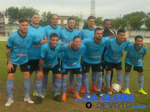 Argentino-Juventud. Liga local. 20/11/19