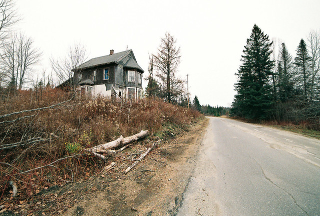 Vermont Roadside Relics (35mm)