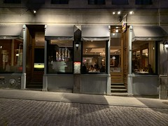 HIghly Recommended Restaurant Boneparte in Old Montreal