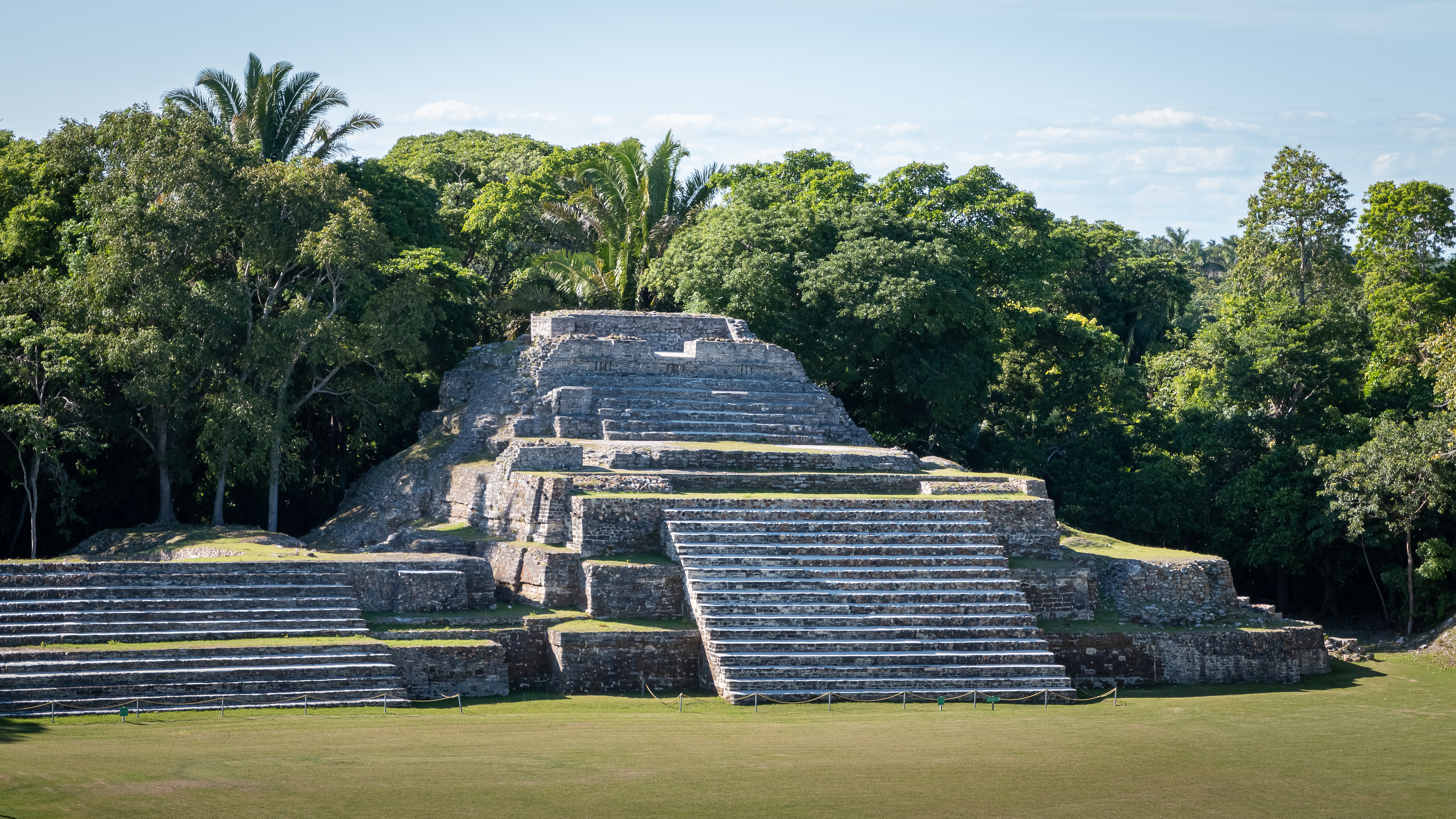 Altun Ha - [Belize]