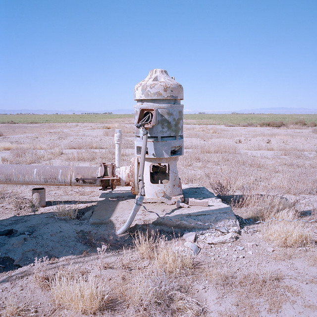 not the droid you're looking for. mojave desert, ca. 2019.