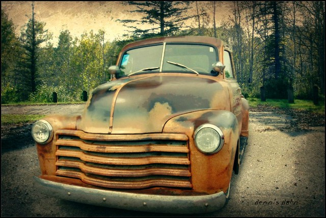 Rust and Patina...HTT