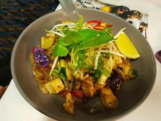 Tofu Stir-Fry at Carina Leages Club