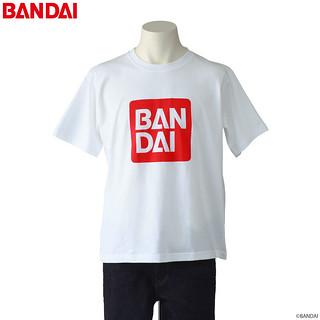 穿上瞬間變成活招牌!萬代 LOGO 圖樣 T-SHIRT(BANDAI ロゴ柄 Tシャツ)2020 年 01 月登場!