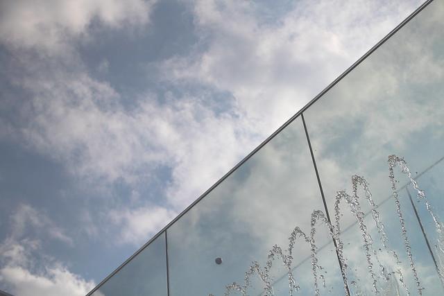Diagonale di vetro