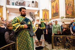 19.11.2019 Праздник прп. Варлаама Хутынского