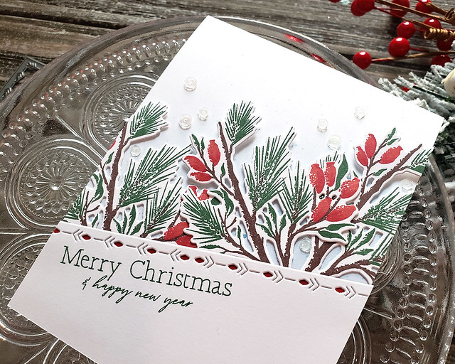 LizzieJones_TheGreetery_November2019_WinterSketches_MerryChristmasCard2