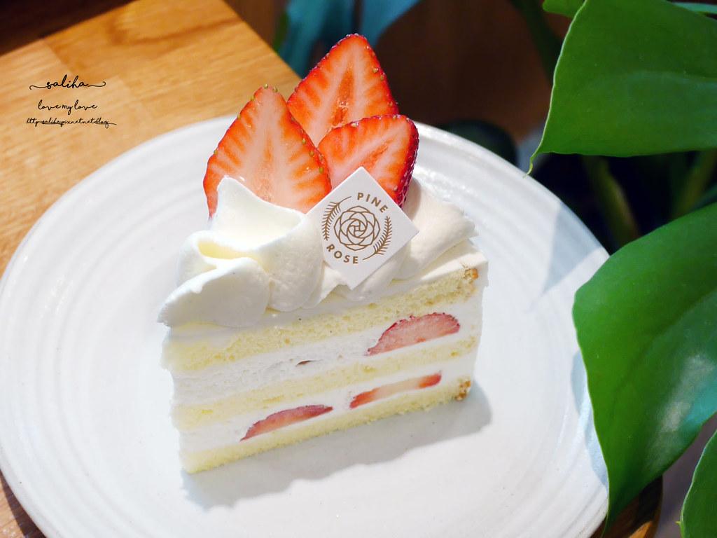 台北大安區東門站麗水街好吃蛋糕店推薦松薇食品有限公司PINEROSE (4)