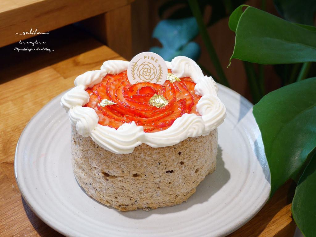 台北麗水街永康街東門站必吃甜點下午茶咖啡廳松薇食品PINEROSE (2)