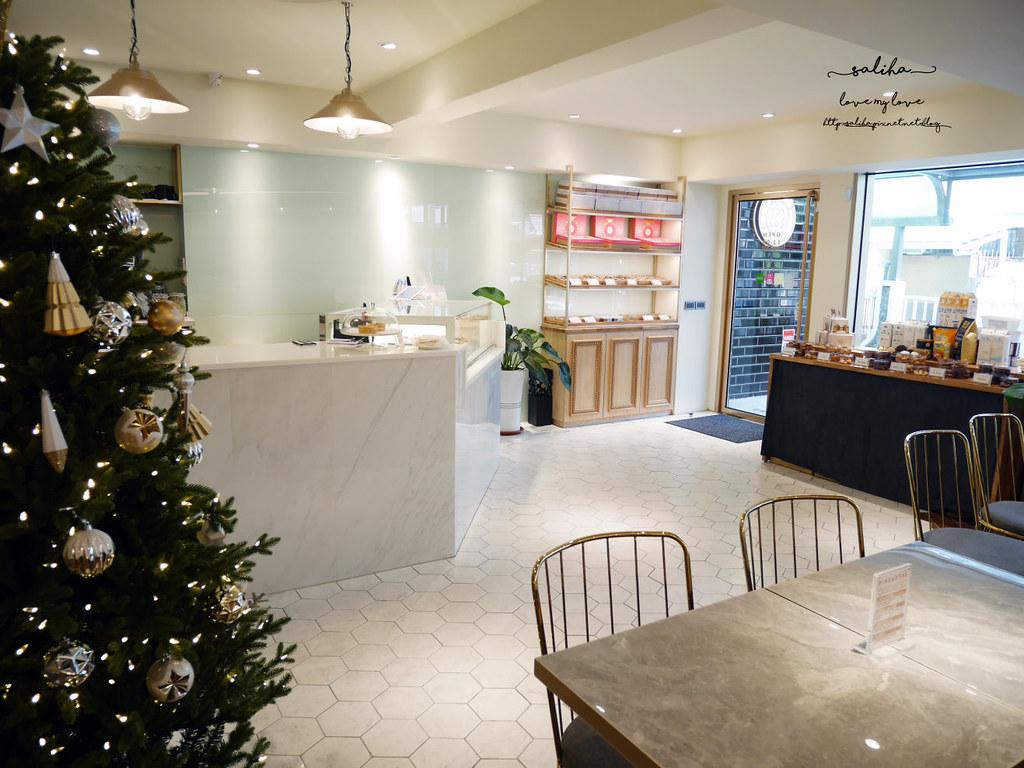 台北永康街東門站下午茶咖啡廳推薦松薇食品有限公司PINEROSE好吃甜點蛋糕 (4)