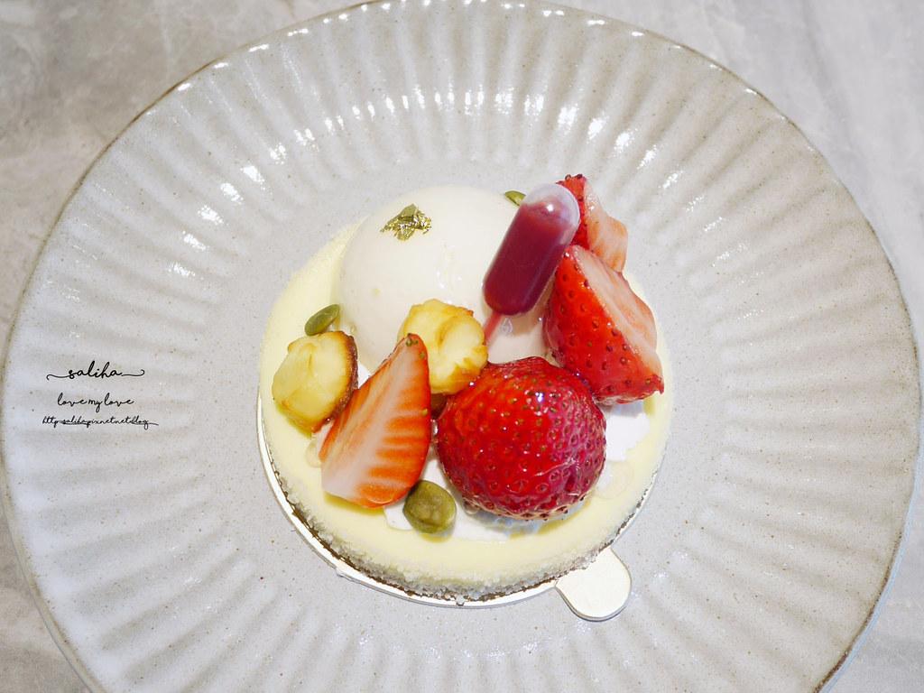 台北大安區東門站下午茶推薦咖啡廳松薇食品有限公司PINEROSE甜點蛋糕聊天 (1)