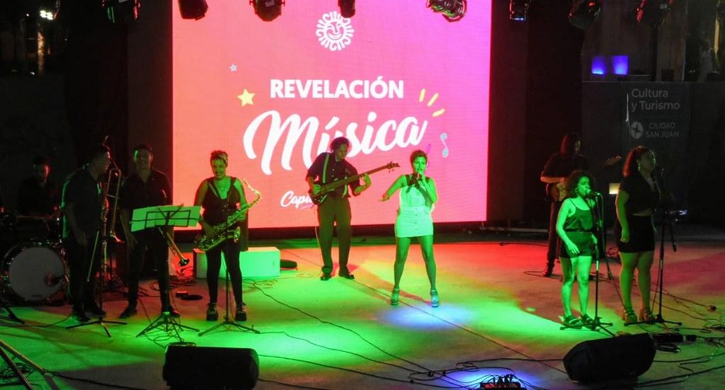 Elección Embajadoras y Revelación Musical Capital