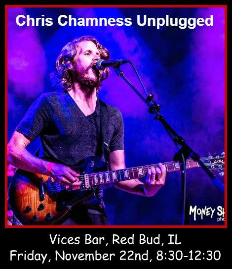 Chris Chamness 11-22-19