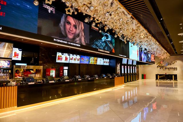 Tgv At Toppen Shopping Centre, Johor Bahru