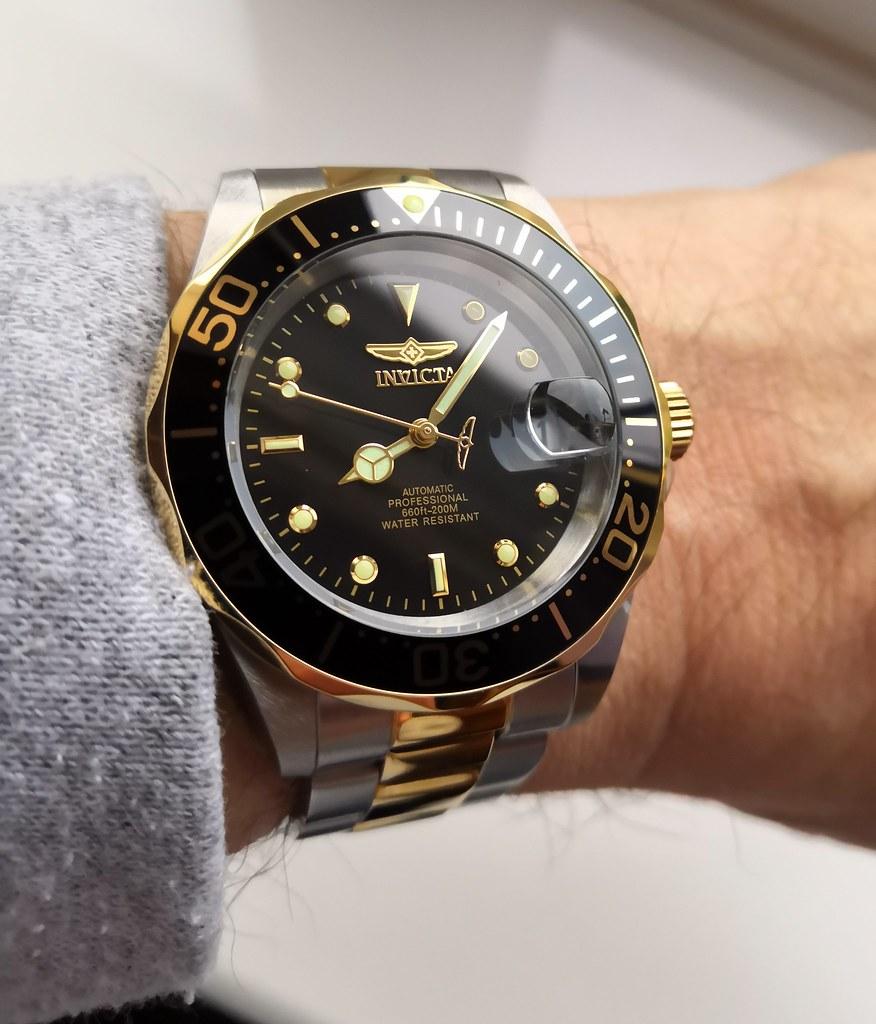 Invicta 8927 Pro Diver (Cal NH35A)