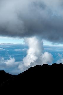 Rhône valley mushroom cloud