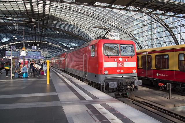 DB 112 146 Berlin Hbf