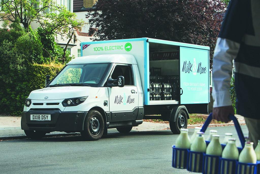 В Великобритании молочники станут доставлять пиво