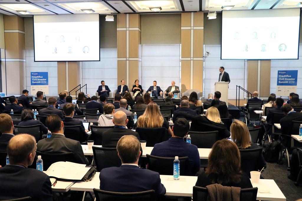 Creditflux CLO Investor Summit 2019