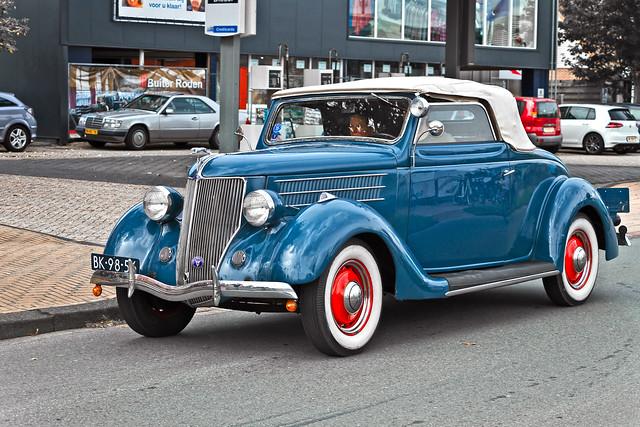 Ford V8 Cabriolet 1936 (0139)
