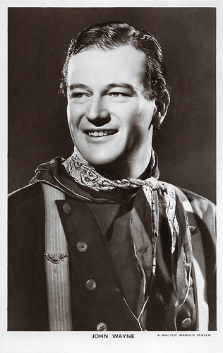 John Wayne in Stagecoach (1939)
